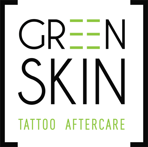 Greenskin - Tattoo Aftercare / SARL Obscurum Ink